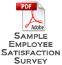Sample Employee Satisfaction Survey