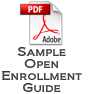 Sample Open Enrollment Guide